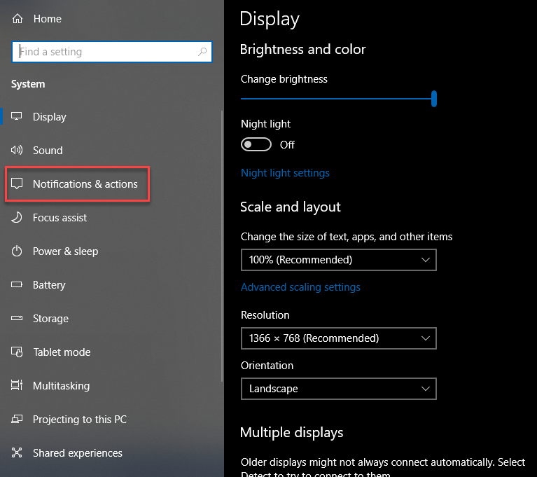 , How to use Windows 10 Action Center and configure it