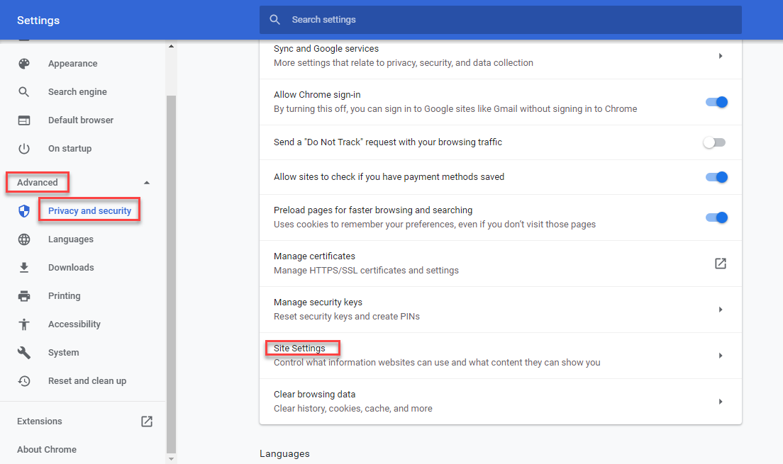 , How to block third party cookies in Google Chrome, Microsoft Edge and Internet Explorer