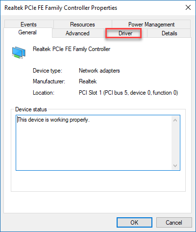 , How to find your system driver's version number in Windows 10