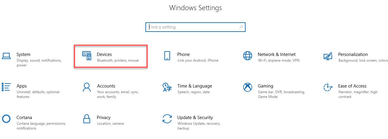 , How to avoid unintended touchpad clicks and other mouse modifications in Windows 10