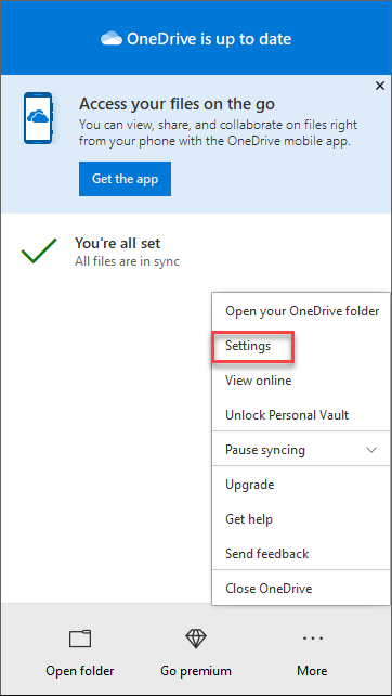 , How to limit transfer speed for OneDrive in Windows 10