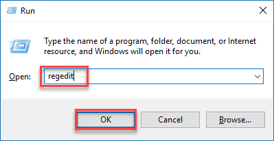 , How to repair missing 'Open with' option in Windows 10 Right click context menu