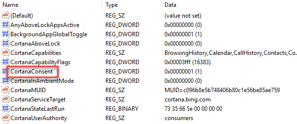 , How to disable Bing in Windows 10 Start Menu