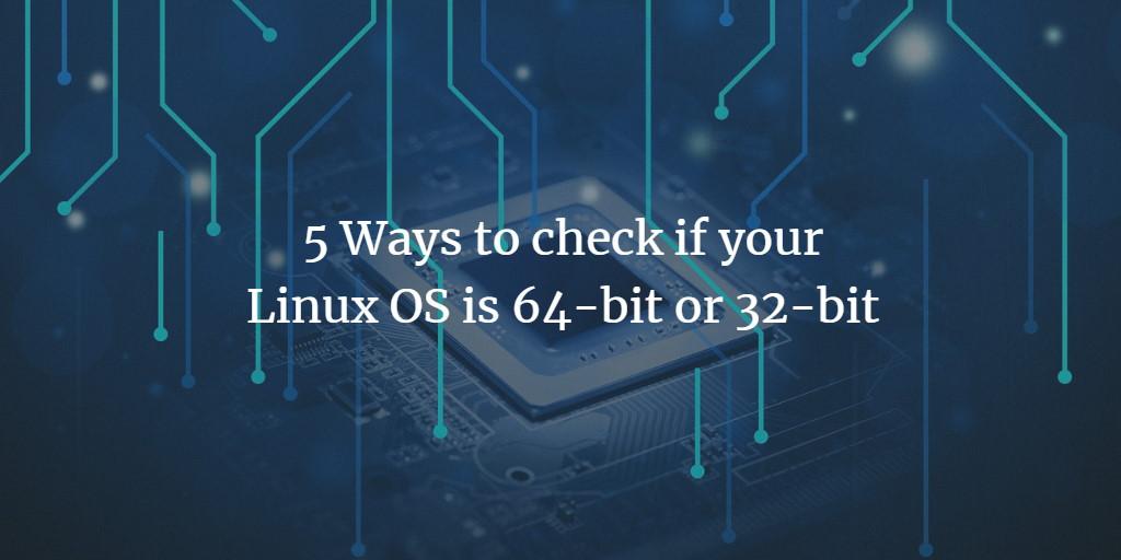 Linux Architecture Check