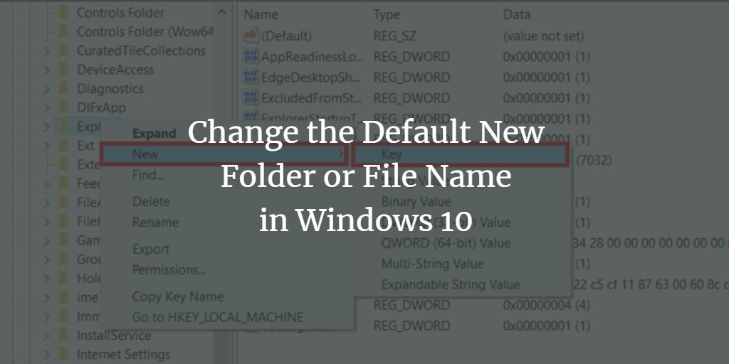 Windows rename folder templates